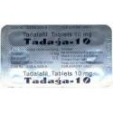 Generic Cialis (Tadalafil) 10 mg