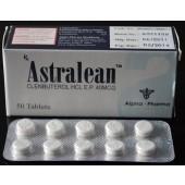 Clenbuterol HCL Astralean 40 mg