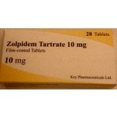 Zolpidem Tartrate 10 mg by Key Pharma T