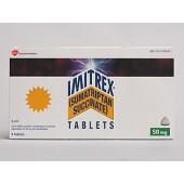 Generic Imitrex (Sumatriptan) 50mg