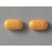 Generic Paxil (Paroxetine) 10 MG