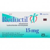 Sibutril (Reductil) by HQPharma 15 mg