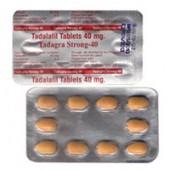 Generic Cialis (Tadalafil) 40 mg