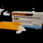 Tramadol HCI Retard Mylan 200 mg N