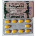 Cialis Générique (Tadalafil Vikalis) 20 mg