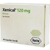 Xenical Générique (Orlistat) 120 mg