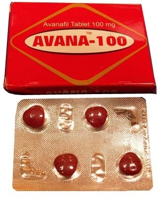 Avanafil 100 mg (Avagra)