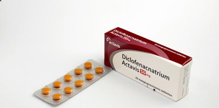 Diclofenac 50mg by Actavis N