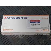 Lorazepam Originale 2.5 mg