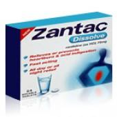 Generic Zantac (Ranitidine) 150 mg