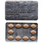 Malegra FXT (Sildenafil Citrato + Fluoxetina) 100/40 mg
