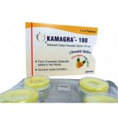 Kamagra Polo Masticabile 100 mg
