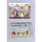 Kamagra (Viagra Generico) Masticabile 100 mg