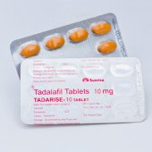 Generic Cialis (Tadalafil) Tadarise 10 MG