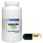 Generic Cephalexin (Keftab) 250mg