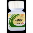 Cialis 20 mg Brand Lilly - bottle of 30 pills D