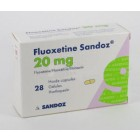 Fluoxetine 20 mg Brand Sandoz