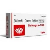 Сухагра (Силденафила цитрат 100 мг)